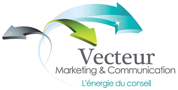 Vecteur Marketing Communication